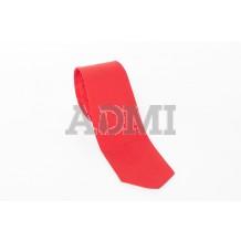 Corbata tropical mecánico rojo