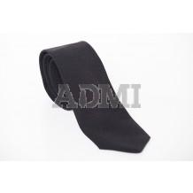 Corbata tropical mecánico negro